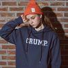 Crump crump logo beanie(CA0006-2)