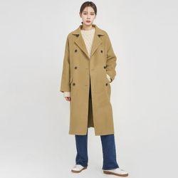 closing handmade coat