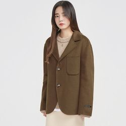 classic pocket handmade jacket