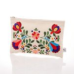 D204 PIA Clutch bag (white)