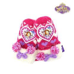 디즈니 소피아 하트 니트 벙어리장갑 EGSFG30013