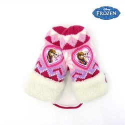 디즈니 겨울왕국 플로럴 니트 벙어리장갑 EGFZG30011
