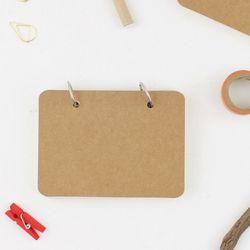 친환경지 포켓메모북 1권rectangle