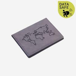 PASS AUF 여권케이스 그레이블랙 (PPH01GB)