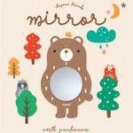 어썸프렌즈 벽거울(곰+데코세트) 아크릴거울