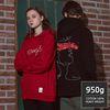 crump 950g agonize hoodie(CT0101)