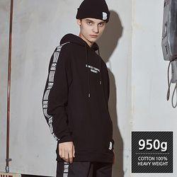 crump 950g old school hoodie(CT0104)