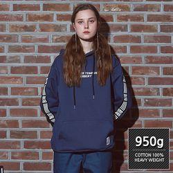 crump 950g old school hoodie(CT0104-1)