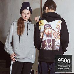 crump 950g def hoodie(CT0109)