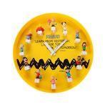 스누피와 친구들 피규어 DIY 벽걸이 캐릭터시계