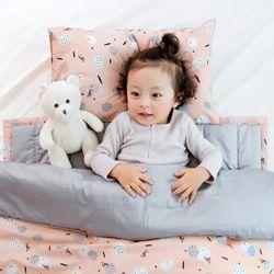 코니테일 사계절 낮잠이불 - 후르츠 (어린이집일체형)