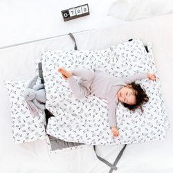 코니테일 사계절 낮잠이불 - 헬로덕 (어린이집일체형)