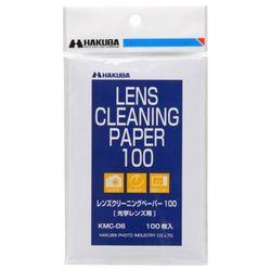 하쿠바 렌즈 클리닝 페이퍼 100 (KMC-06)