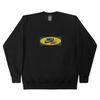[상상] LOGO PARODY - NIKEA 01 BLCM (BLACK맨투맨)