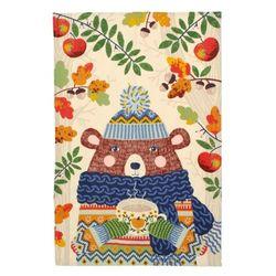 곰돌이(Bears Mug) 면 티타올(UK)