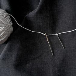 돗바늘 (대소)