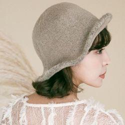 소피 와이어 버킷햇 모자