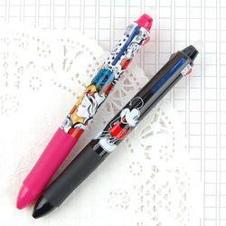 DISNEY RESORT 디즈니 FRIXION 3색 펜