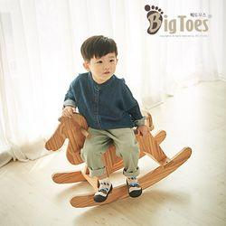[빅토우즈]우리 아이 첫 걸음마 신발 - 테일 라쿤