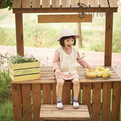 [빅토우즈]우리 아이 첫 걸음마 신발 - 콤비 캣