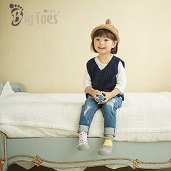 [빅토우즈]우리 아이 첫 걸음마 신발 - 유러피안 하트