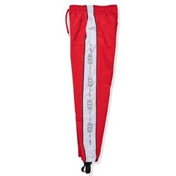 BSRABBIT BBB jogger pants RED