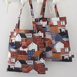 our village bookstore bag