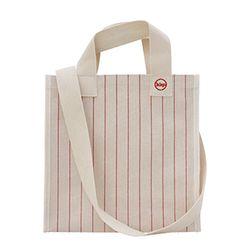 canvas stitch bag (mini kunst)