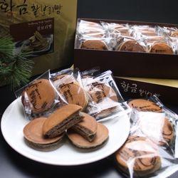 [선물용]국내산 찰보리로만든 혼합찰보리빵 20개입