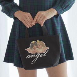 Mimi Angel Tote Bag