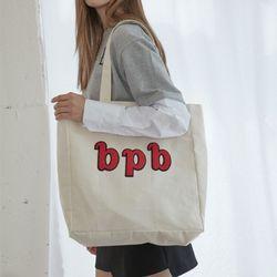 Bibi Logo Bag (Ivory)