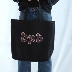 Bibi Logo Bag (Black)