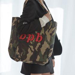 Bibi Logo Bag (Camo)