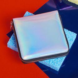 Hologram Wallet (Silver)