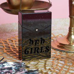 bpb Girls Acrylic Case (Black)