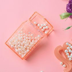 bpb Girls Acrylic Case (Pink)