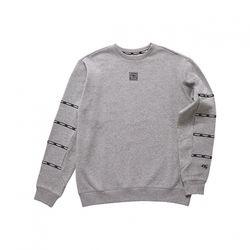 비젼스트릿웨어 스웨트 티셔츠 VISW308UN GRAY