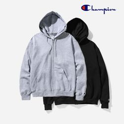 [무료배송] Champion USA Eco-Smart Zip-up Pullover (2 colors)