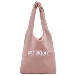 Pink  Neat Shoulder Bag (S2SD0417CLP)