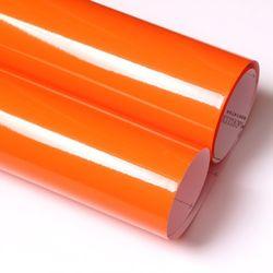 유광 칼라시트지 -외부.내부.광고용 (3204) 오렌지