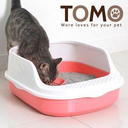[1300K ~12/31까지] 토모 심플 고양이 화장실
