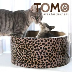 토모 고양이 장난감 서클 스크래쳐