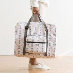 엔비 유니크폴딩백 여행용품/여행가방/캐리어결합백