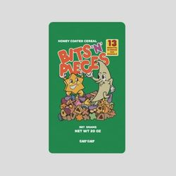 [보조배터리]Cereal pieces-green-2500mah