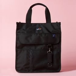 Chips cross bag (Black)