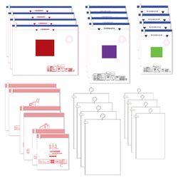 매직 의류 이불 압축팩SET 2개(52종)(CN7282)