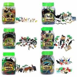 동물의세계(공룡야생어류조류와파충류가축곤충)