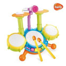 아이와 유아드럼세트 리듬악기 놀이세트