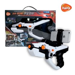 AR-GUN 무빙헌터 에이알건 증강현실 핸드폰게임