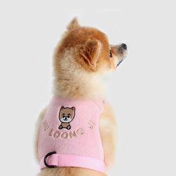 custom easy harness (pink)
